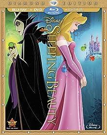 Disney's Sleeping Beauty Diamond Edition Blu-ray