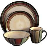 Sango Flair Dinnerware - - Set of 16