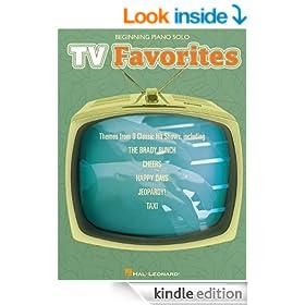 TV Favorites Songbook
