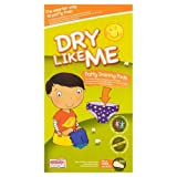 Dry Like Me Toilet Training Pads 18 per pack case of 1