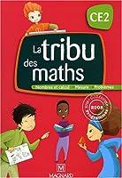 La tribu des maths CE2 : Pack en 2 volumes : Manuel ; Cahier
