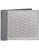 Stewart/Stand Texture Herringbone Bill Fold Wallet
