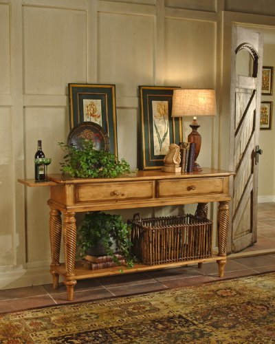 Cheap Hillsdale 4507-856-857 Wilshire Sideboard Table – Antique Pine (4507-856-857)