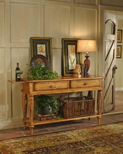 Buy Low Price Furniture Hillsdale Wilshire Antique Pine Sideboard Cabinet (B0017LSJEK)
