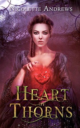 The gothic style mansion is shrouded in fog and a sinister past… Now Catherine must call this ghostly place her home.  Heart Of Thorns (Thornwood Book 1) by Nicolette Andrews is on sale in today's Kindle Daily Deal