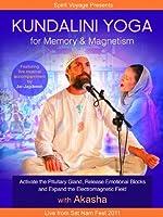 Kundalini Yoga for Memoryand Magnetism [DVD] [2012] [NTSC]