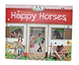 Depesche 4079 - Malbuch Create Your Happy Horses