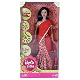 Barbie In India Doll - Red