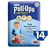 Huggies Small Pull-Ups Night-Time 8-15kg Boys 14 per pack