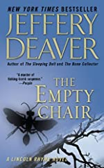 The Empty Chair: A Novel (Lincoln Rhyme Novels)