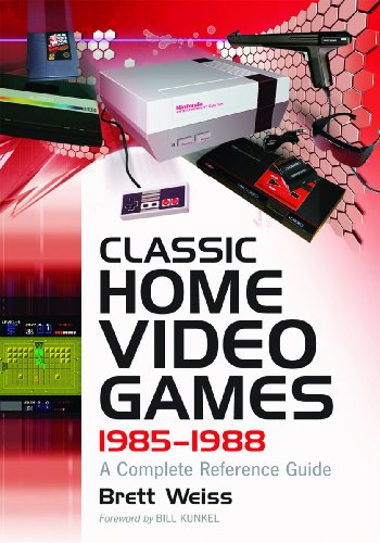 Classic home video games 1985 1988 a complete reference for Classic house walkthrough