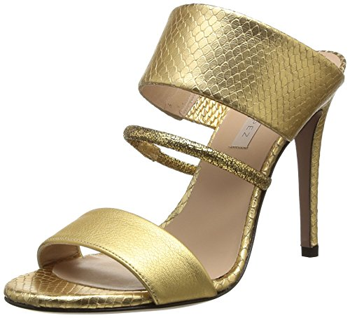 Pura Lopez  Af414,  Sandali donna Oro Or (Evora Oro) 36