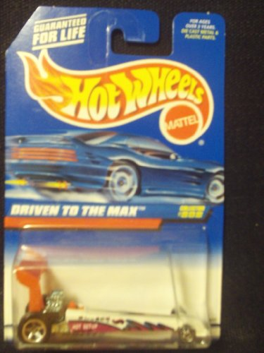 Hot Wheels Driven to the Max #808 - 1