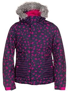 O'Neill PG Radiant Girls' Snowboard Jacket blue blue aop Size:128 (EU)