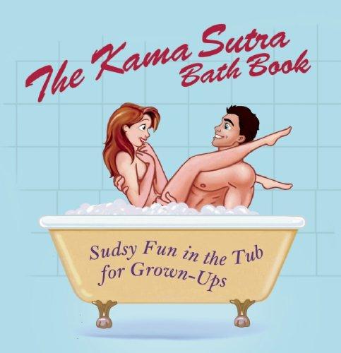 Imagen de El Kama Sutra Bath libro: Diversión Sudsy en la bañera para adultos