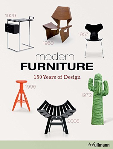 Modern Furniture: 150 Years of Design by Andrea Mehlhose, Fremdk?rper Studio (2013) Hardcover