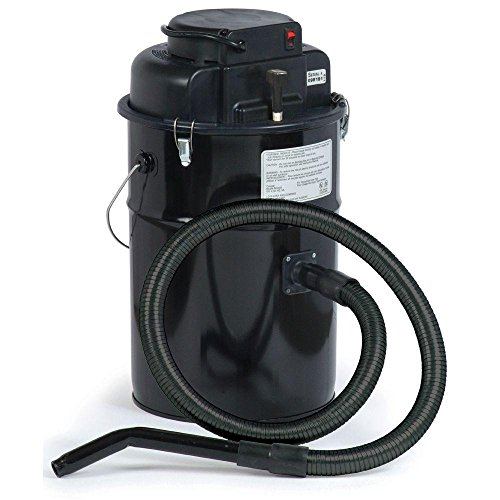 Cougar Ash Vacuum, Black, Made in USA (Ash Can Vacuum compare prices)