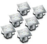 Ranex 5000.476 LED-Bodeneinbaustrahler für Außen