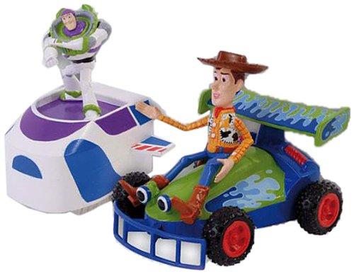 Imagen principal de Giochi Prezziosi Toy Story Coche Loco (surtido)