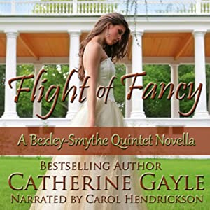 Flight of Fancy Audiobook