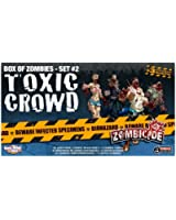 Guillotine Games - 331536 - Zombicide - Box Of Zombies Set #2 - Toxic Crowd