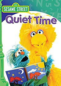 amazoncom sesame street quiet time caroll spinney ted