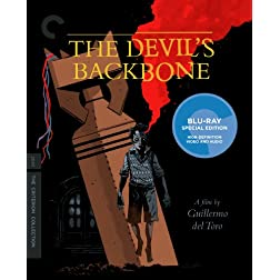 The Devil's Backbone (Criterion Collection) [Blu-ray]