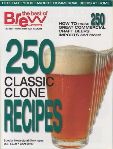 Brew Your Own Magazine's 250
