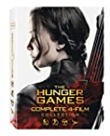 The Hunger Games: Complete 4-Film Col...