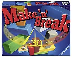 Ravensburger Make 'N' Break - Family Game
