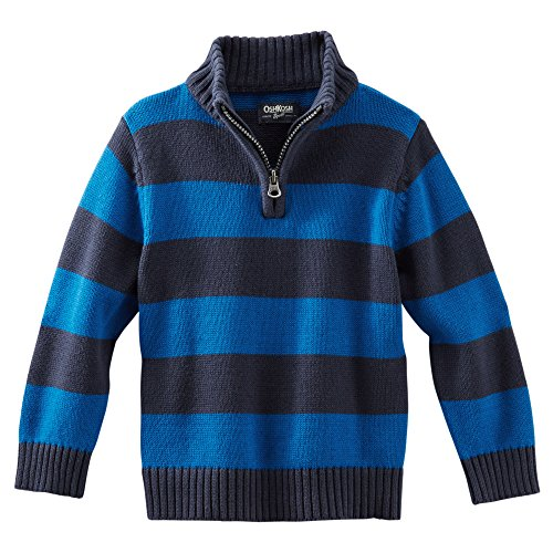 Oshkosh 2t Ski Lodge Sweater Blue