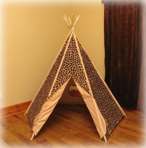 Kids Teepee Tent front-110837