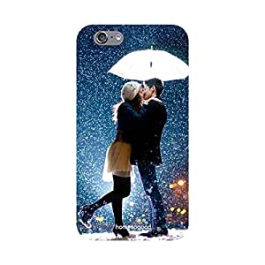 HomeSoGood Kiss Of Love Multicolor 3D Mobile Case For iPhone 6 (Back Cover)