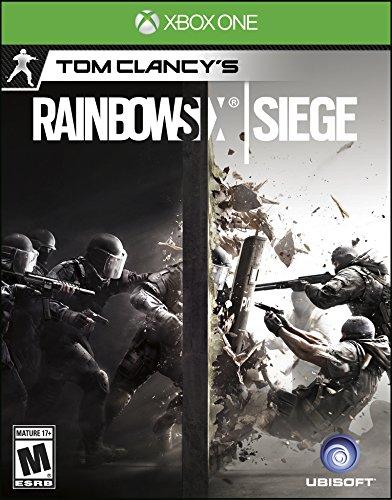Rainbow Six Siege Tom Clancy (Day 1)