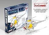 Helicoptero de Metal HUM Kit 147 Piezas