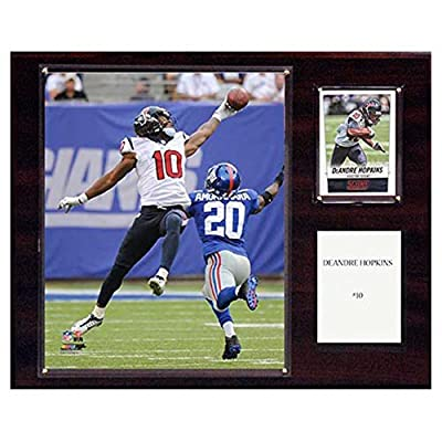 C and I Collectables NFL 15W x 12H in. DeAndre Hopkins Houston Texans Player Plaque