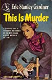 img - for This Is Murder (Vintage Pocket Book #512) book / textbook / text book