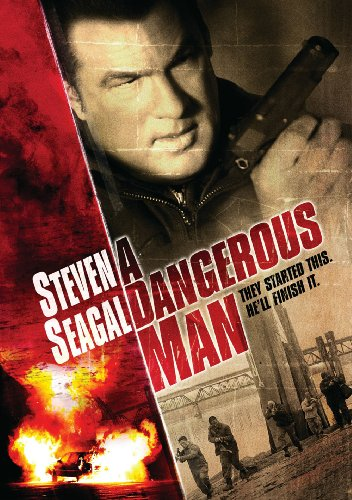 Cover art for  A Dangerous Man