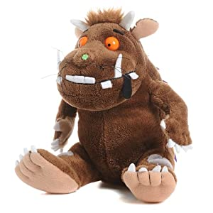 Gruffalo Sitting 9-Inch Soft Toy