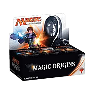 2016 Origins Set Booster Box - MTG Magic the Gathering TCG Card Game - 36 packs of 15 cards