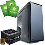 Freshtech Intel Z97X I7 4790K 2tb + SSD 16gb 2400Mhz GTX 980 4gb R1 Windows 7 PC Gigabyte Z97X-Gaming 5 Motherboard 16gb Corsair Vengeance Pro DDR3 2400Mhz Gaming Performance Ram Nvidia Geforce GTX 980 4gb Includes The Witcher Wild Hunt Game Corsair CX60