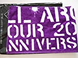 AAA ATTACK ALL AROUND ARENA TOUR 2015  マフラータオル  紫 宇野実彩子
