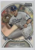 Anthony Rizzo #136/199 (Baseball Card) 2011 Bowman Sterling Refractors #20