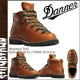 (ダナー) Danner マウンテントレイル [ライトブラウン] Mountain Light EEワイズ レザー メンズ 12710 ブーツ BOOTS Made in USA US10:28.0cm ライトブラウン (並行輸入品)