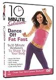 echange, troc 10 Minute Solution - Dance Off Fat Fast [Import anglais]