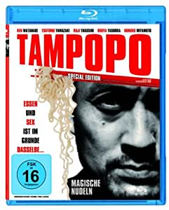 Tampopo - Magische Nudeln [Blu-ray] [Special Edition]