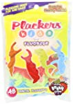 Plackers Kids Flosses, 48 Count