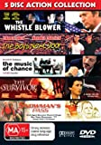 Action Collection (The Music of Chance / Snowman's Pass / the Survivor / the Boys Next Door / the Whistle Blower) / Bli image