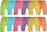 #6: New born Cotton Pyjama / Bottom Wear for Kids, Pack of 12
