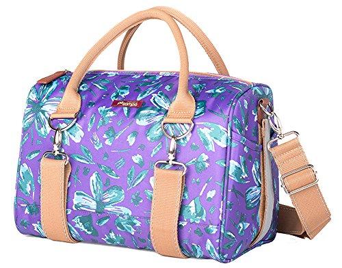 po-campo-logan-bike-trunk-bag-floral-petals